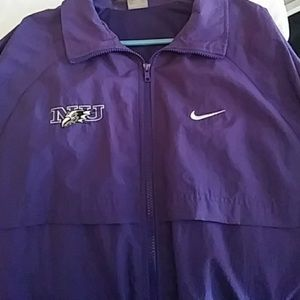 Niagra Purple Eagles Jacket